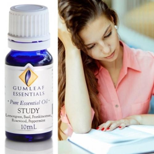 study essential oils blend