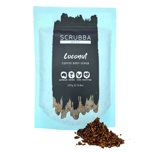 Scrubba Body Scrubs uses only the finest ingredients to create 100% all-natural products with an emphasis on plant-based and organic.