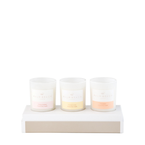 Australian made mini candles gift pack