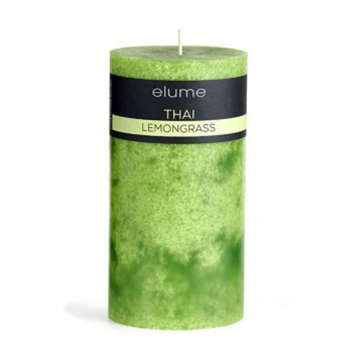 scented pillar candle 90hrs