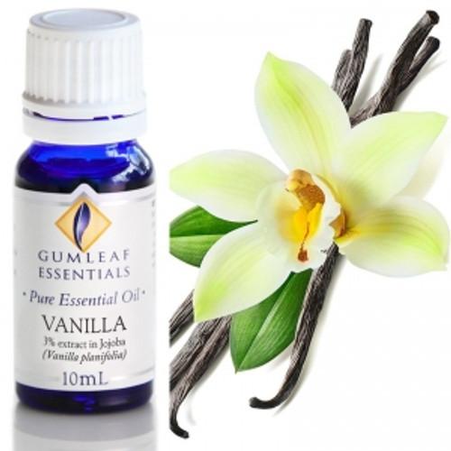 Vanilla (3% In Jojoba) Essential Oil