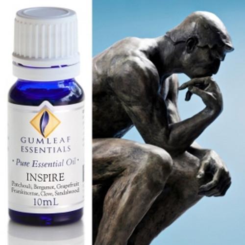 inspire essential oil blend