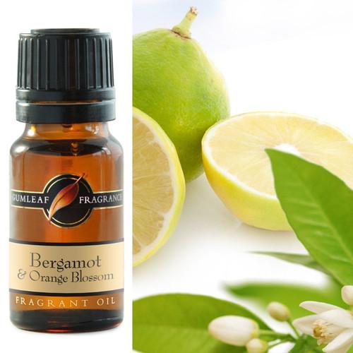 bergamot and organge blossom fragrance oil