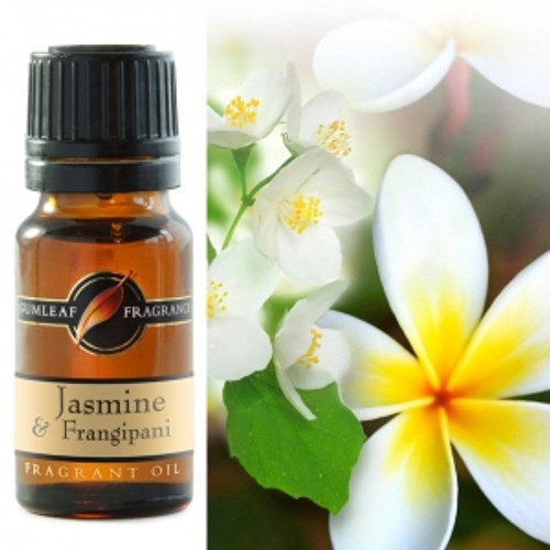jasmine and frangipani fragrance oil