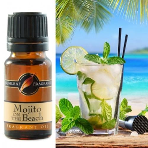 mojito on the beach fragrance oil