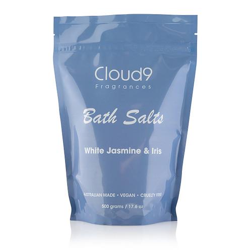 Bath salts with Epsom Salt