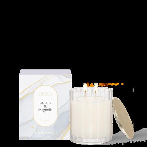 Jasmine & Magnolia Soy Candle