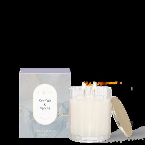 Sea Salt & Vanilla Soy Candle
