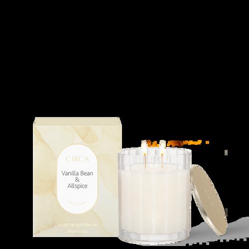 Vanilla Bean & Allspice Soy Candle