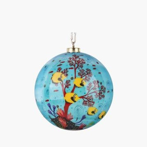 butterfly fish bauble