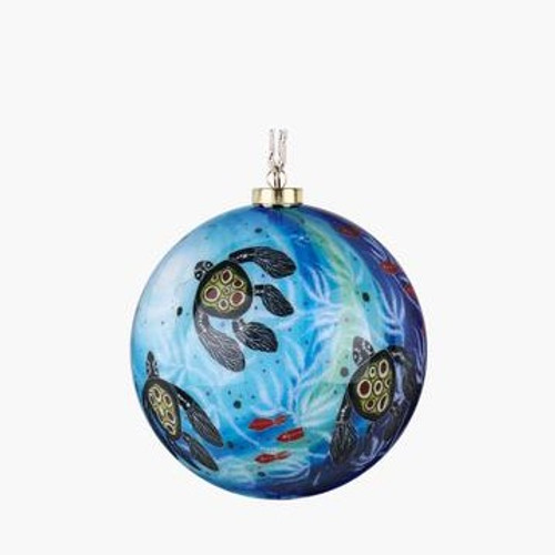 Turtle bauble