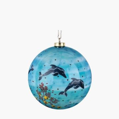 dolphin bauble