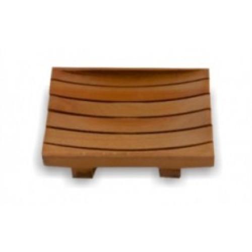 Soap Dish - Light Wood
