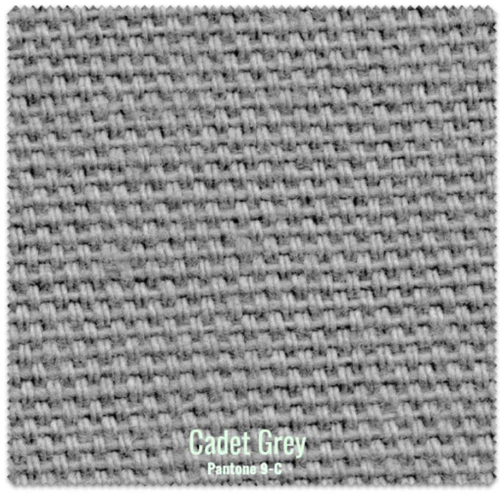Dyer Second Zen- 10 Oz Dyed Canvas-Cadet Grey