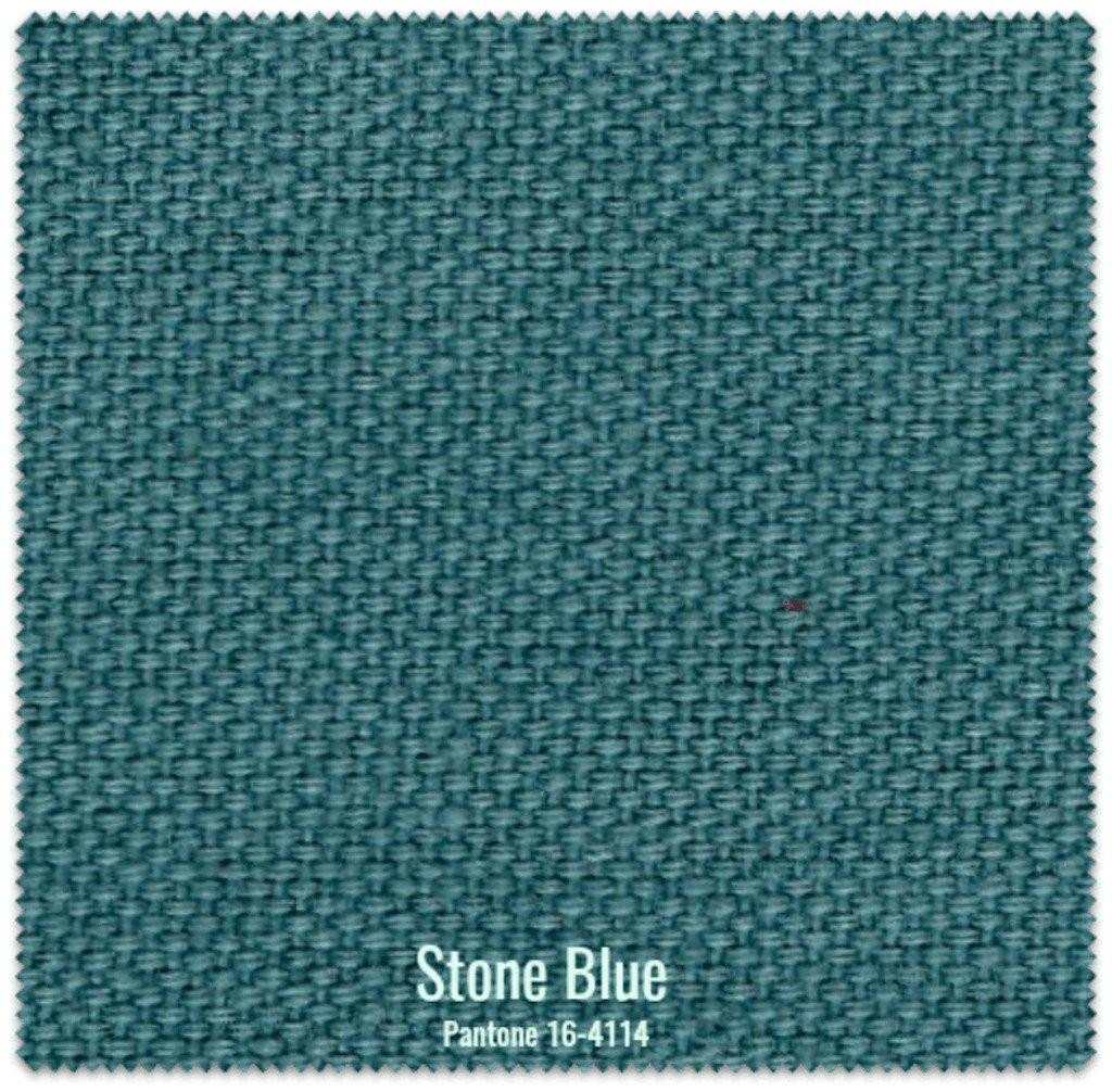 Dyer Second Zen- 10 Oz Dyed Canvas-Stone blue