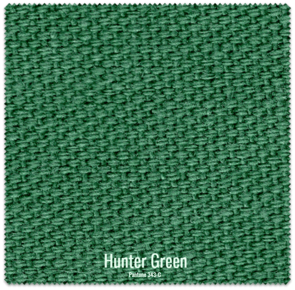 Dyer Second Zen- 10 Oz Dyed Canvas-hunter Green
