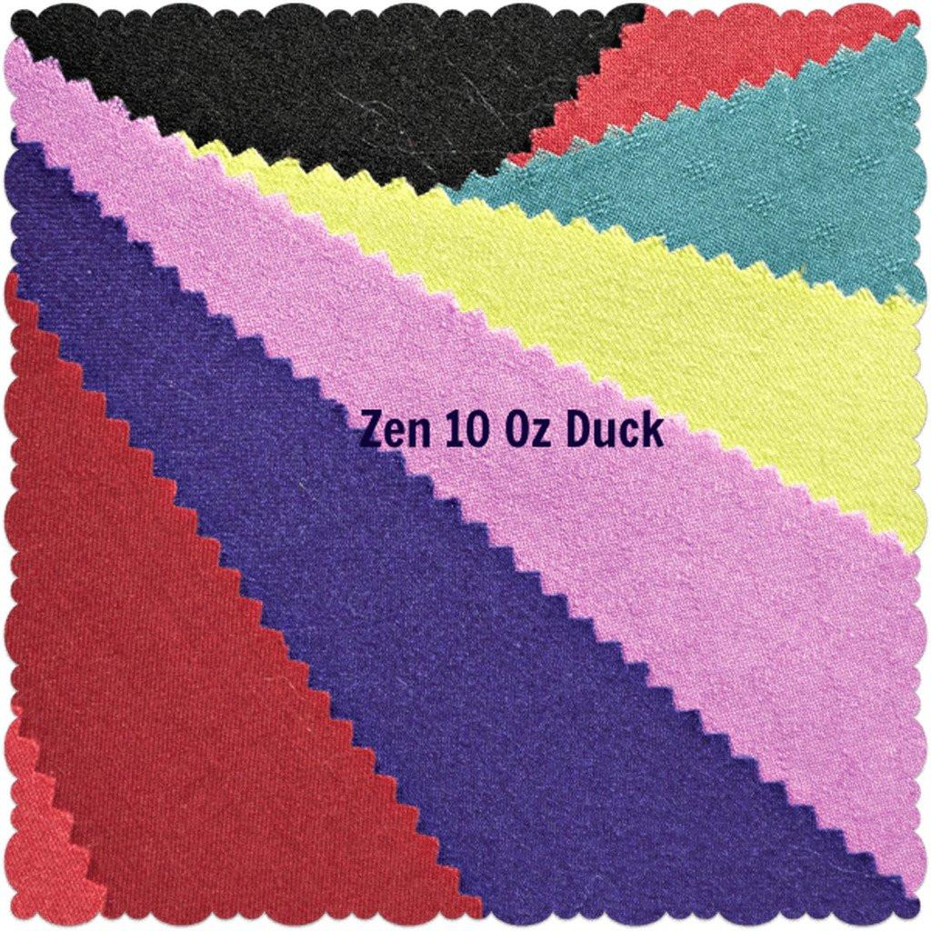Dyer Second Zen- 10 Oz Dyed Canvas