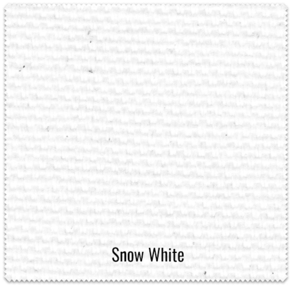 Dyer Second Zen- 10 Oz Dyed Canvas-Snow White