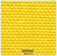 Dyer Second Zen- 10 Oz Dyed Canvas-Sunflower