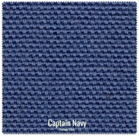 Dyer Second Zen- 10 Oz Dyed Canvas-Captain Navy