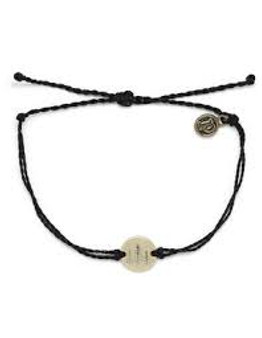 Pura Vida Black Wander Bracelet
