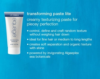 Aquage Transforming Paste Lite 3.5oz