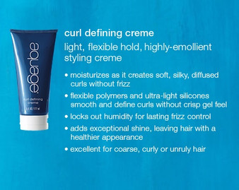 Aquage Curl Defining Creme 6oz