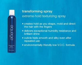 Aquage Transforming Spray 10oz