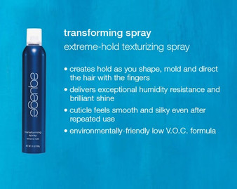 Aquage Transforming Spray 2oz