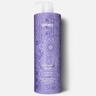 Amika Bust Your Brass Conditioner 1L