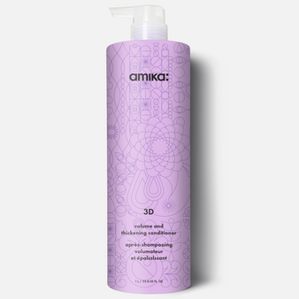 Amika 3D volume&thickening Conditioner 1L