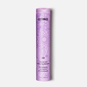 Amika 3D volume& thickening shampoo