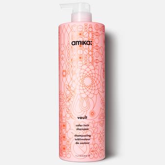 Amika Vault Color-lock Shampoo 1L
