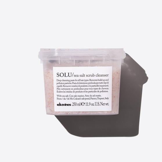 Davines SOLU Sea Salt Cleanser
