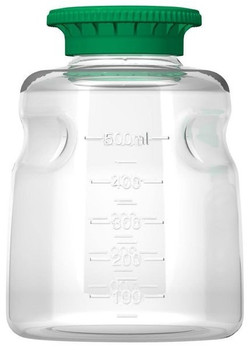 Autofil 500ml Media Bottle, PETG, Non-Sterile 111-5001-RLS