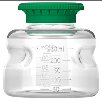 Autofil 250ml PETG Media Bottle, Sterile, 1176-RLS