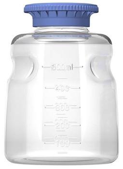 Autofil Media Bottle, 500 ml, PC, Sterile, 1181-RLS