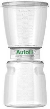 Autofil PES Bottle Top Filter,  Full Assembly, 1000 ml, 0.45 um, 1143-RLS
