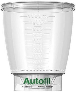 Autofil PES Bottle Top Filter, Funnel Only, 1000 ml, 0.2 um PES, 1153-RLS