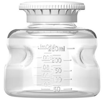 Autofil Media Bottle, 250 ml, PS, Non-Sterile, 116-4001-RLS