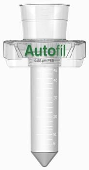 Autofil High Flow Vacuum FIlter, Full Assembly, 50ml, 0.2um PES, 1402-RLS