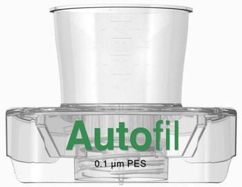 Autofil High Vacuum Filter, Funnel Only, 50ml, 0.1um PES, 146-2113-RLS