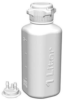 Foxx Life Sciences  1L PP HD Plastic Vacuum Bottle, 165-1102-OEM