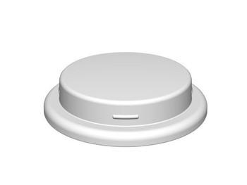 VersaCap Adapter, 53mm, Closed, 205-3331-RLS