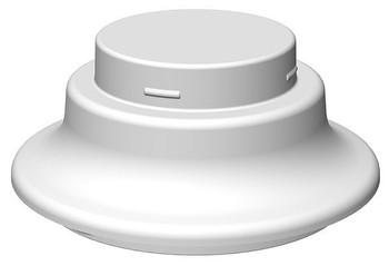 VersaCap Adapter, 120mm, Closed, 205-4001-RLS