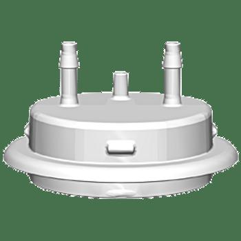 """VersaCap Adapter, 53mm, 2x 1/8"""" HB Molded In, 205-5331-RLS"""
