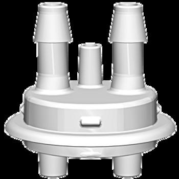 """VersaCap Adapter, 53mm, 2x 5/16"""" HB Molded In, 205-5333-RLS"""
