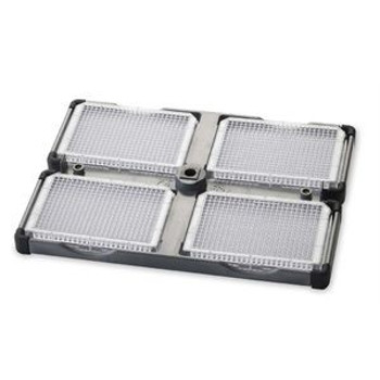 OHAUS 4 Place Microplate Holder for VXHD Vortexers, Non Stackable