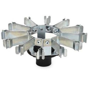 OHAUS 1.5-2.0 mL Stainless Steel Tube Holder