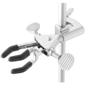 OHAUS CLM-FIXED3DSM Fixed-Position Clamp, Medium